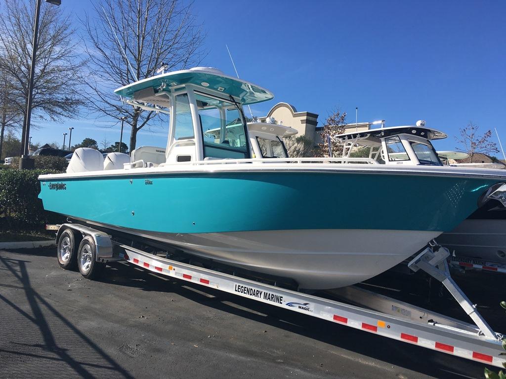 Everglades Boats 273 CC