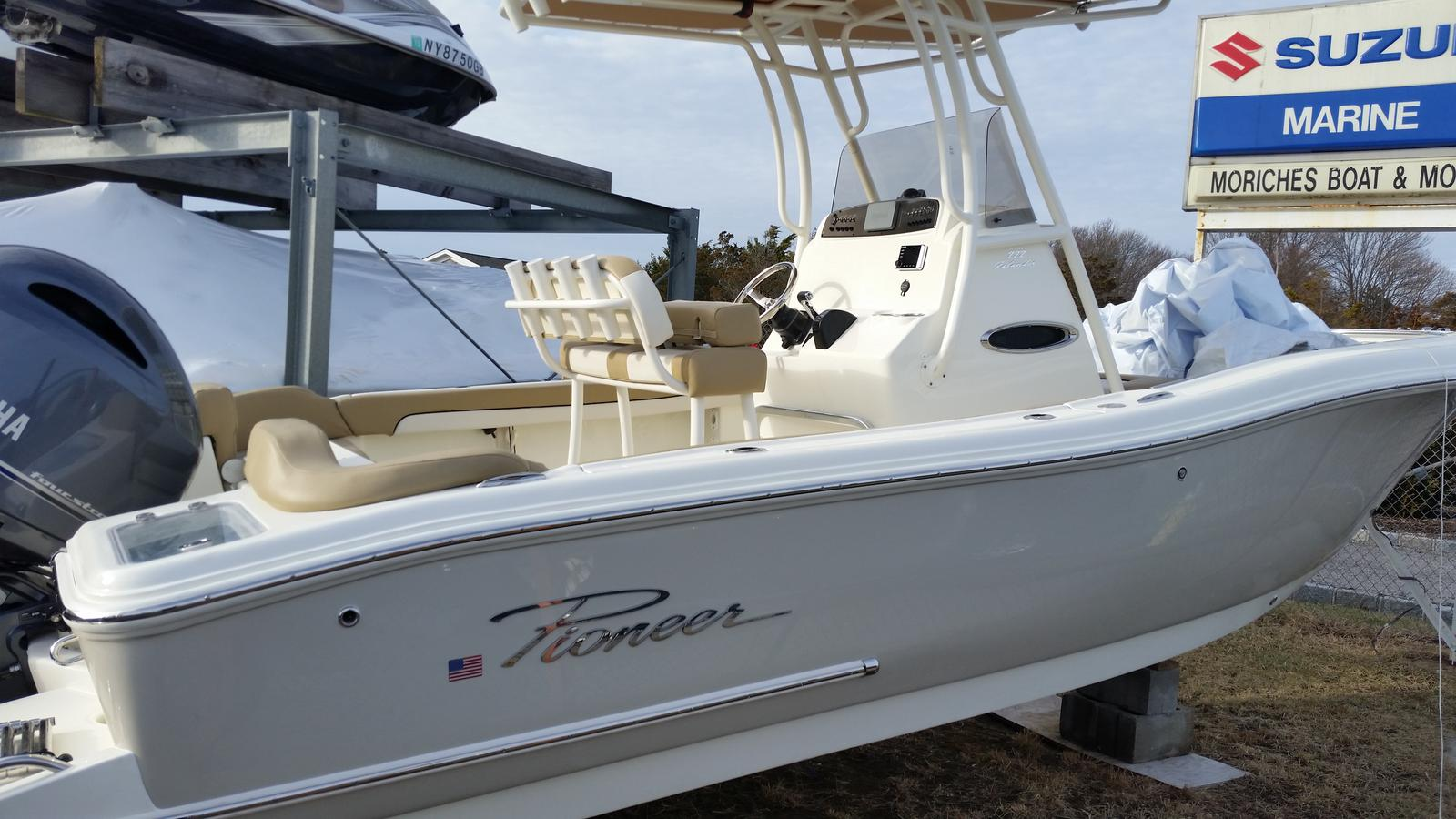 New pioneer boats for sale for Moriches boat and motor