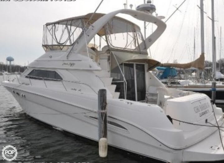Sea Ray 450 Express Bridge 1999 Sea Ray 450 Express Bridge for sale in Annapolis, MD