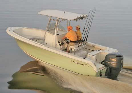 Sailfish 218 CC Manufacturer Provided Image