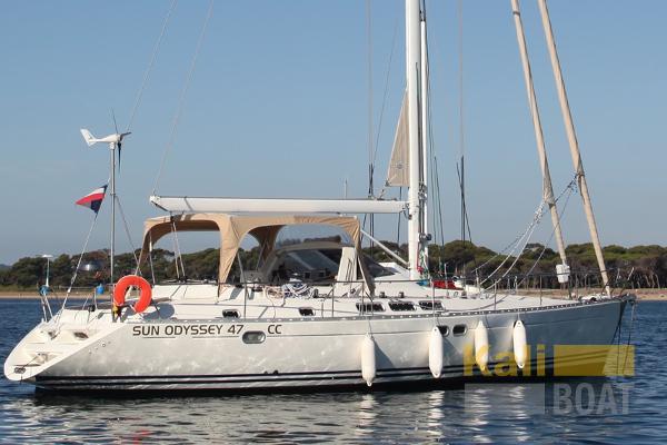 Jeanneau Sun Odyssey 47CC IMG_3741bb