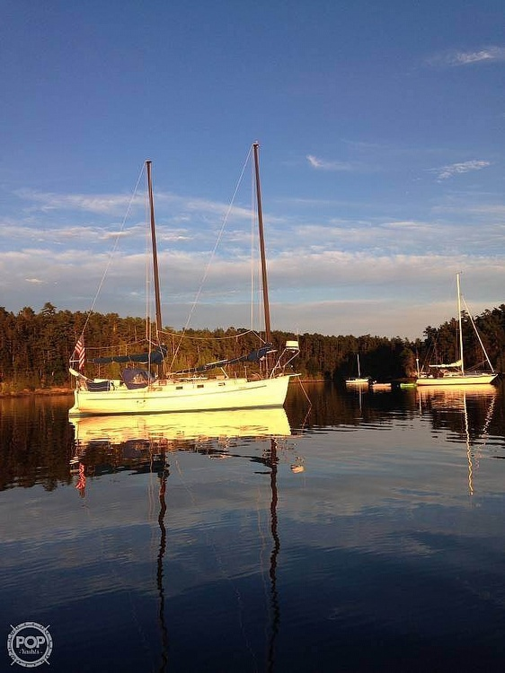 Freedom Yachts 35 1985 Freedom Yachts 35 for sale in Yarmouth, ME