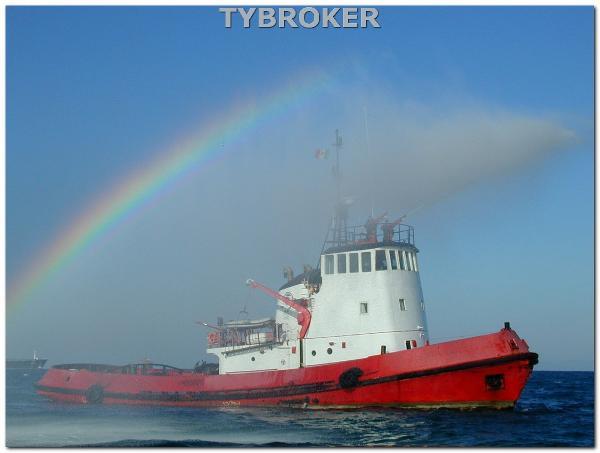 Tugboat Babcock Marine Applendore Tugboat