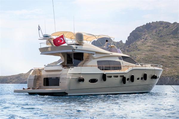 Ferretti Yachts Altura 690