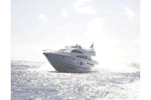 Fairline Squadron 55 Manufacturer Provided Image: Manufacturer Provided Image: Squadron 55