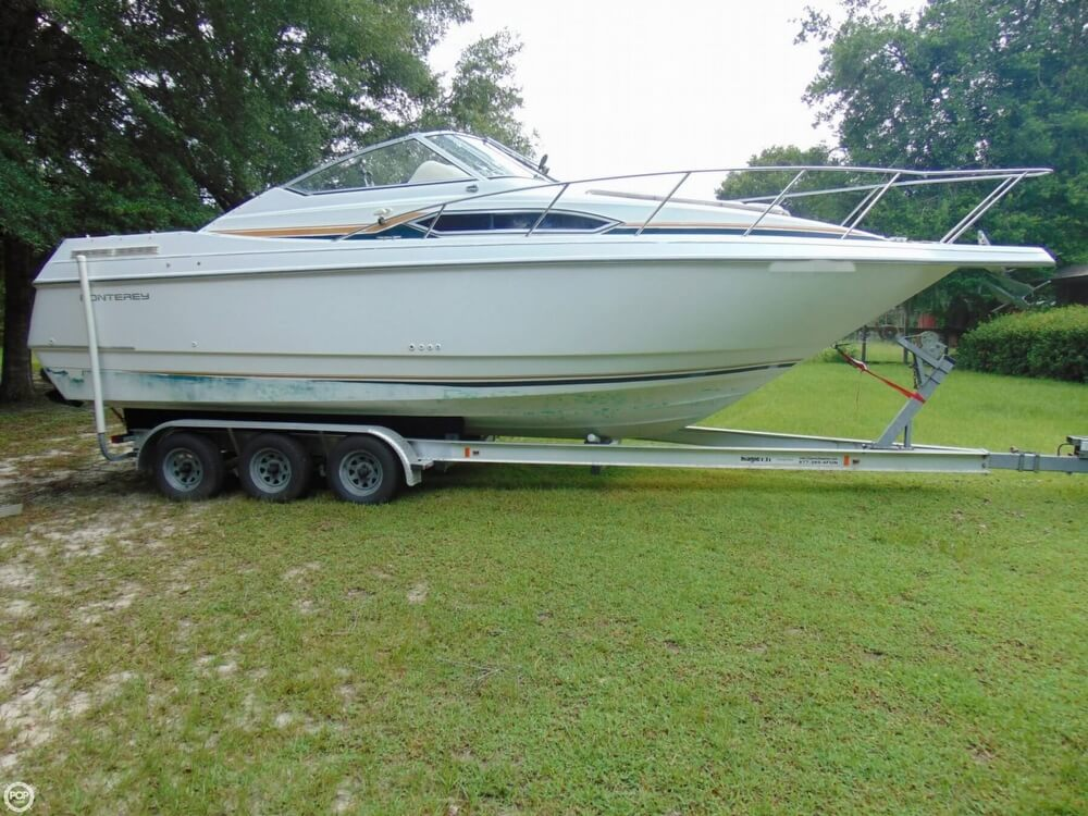 Monterey 296 Cr 1995 Monterey 296 Cruiser for sale in Ocala, FL