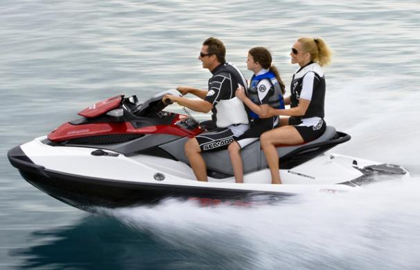 Sea-Doo GTX 155 Manufacturer Provided Image: Manufacturer Provided Image