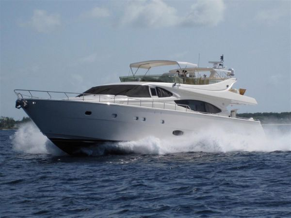 Ferretti Yachts 760 2005 Ferretti 760 MotorYacht - Main