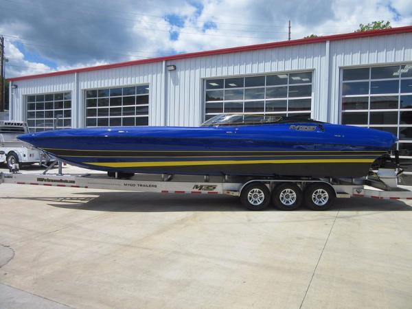 Daves Custom Boats M36