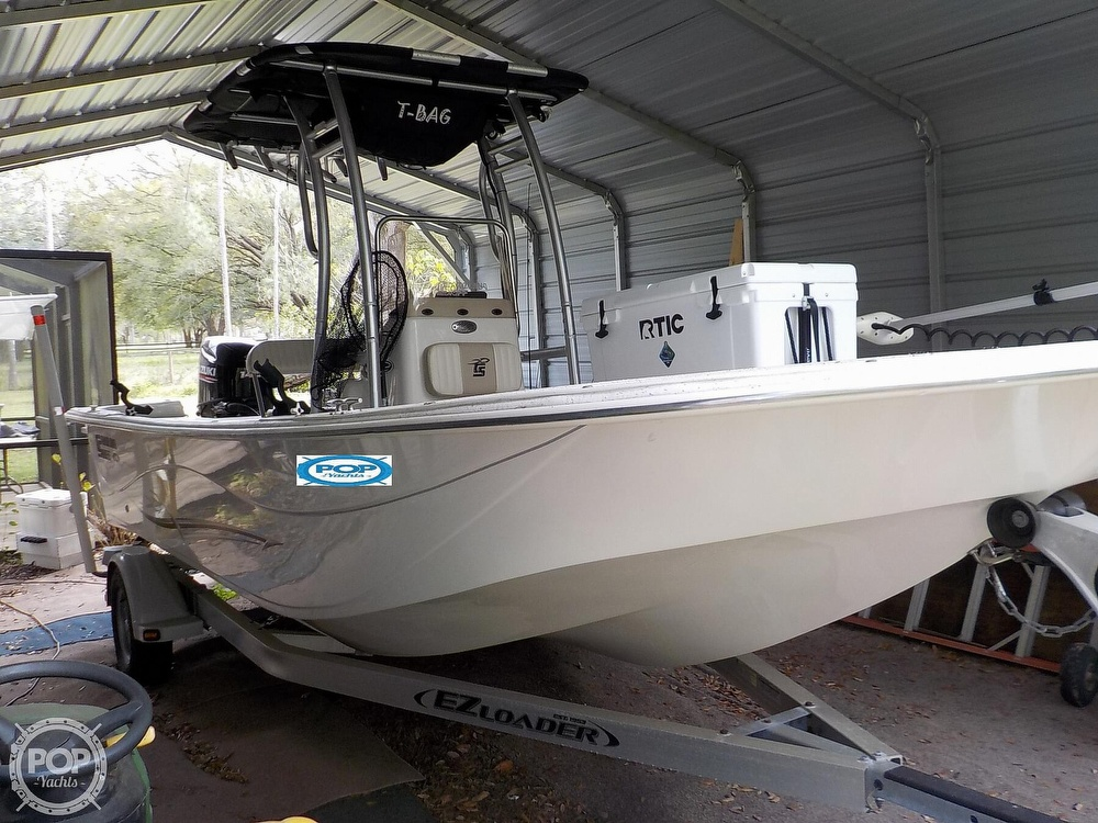 Carolina Skiff 218 DLV 2017 Carolina Skiff DLV 21 for sale in Dade City, FL
