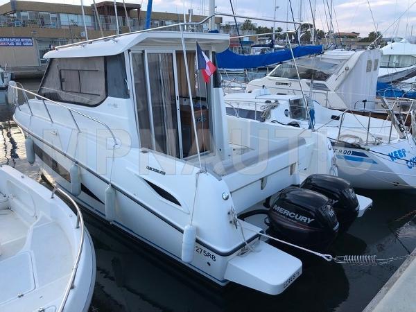 Quicksilver 855 Activ Cruiser