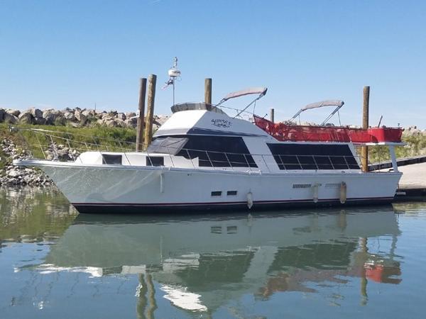 Bluewater Sedan Cruiser