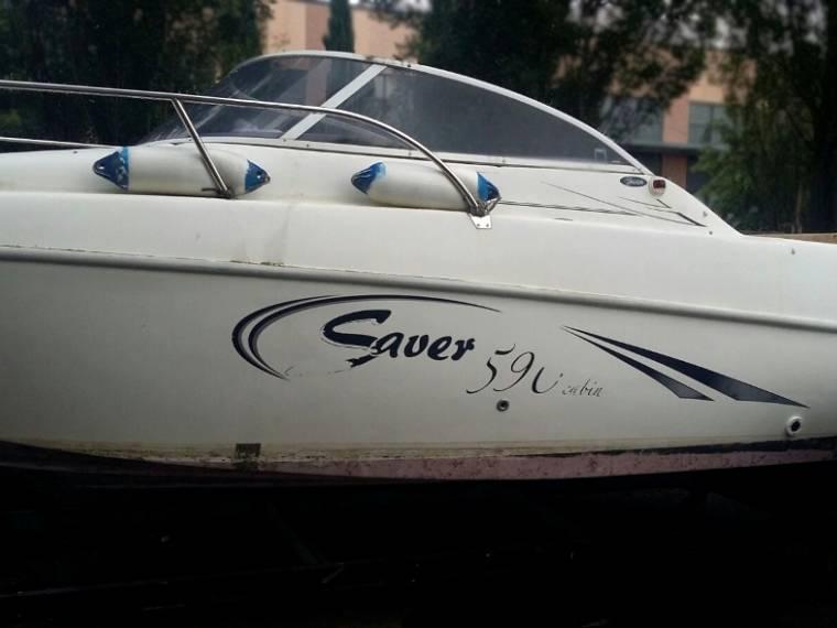 Saver Imbarcazioni SAVER IMBARCAZIONI Saver 590 Cabin