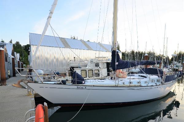 Van De Stadt Rebel Port Profile