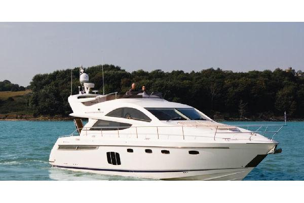 Fairline Phantom 48 Manufacturer Provided Image: Manufacturer Provided Image