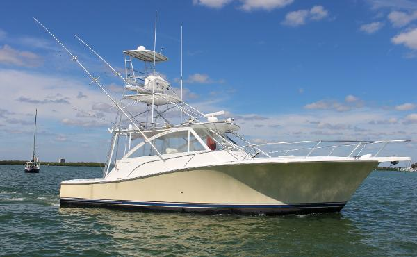 Luhrs 41 Open Luhrs 41 Open Profile