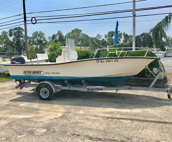 Outer Banks / Stringer 19cc skiff