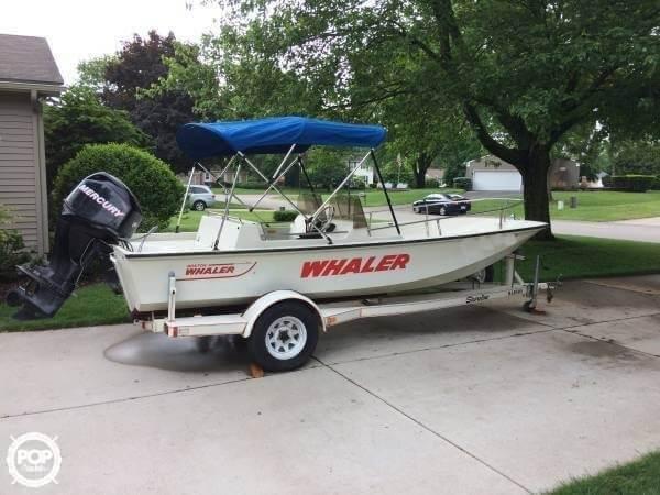 Boston Whaler Super Sport 17 1988 Boston Whaler Newport 17 for sale in Grand Rapids, MI
