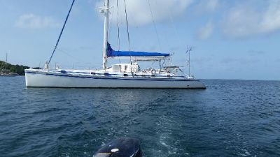 Outremer 64 Light
