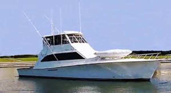 Ocean Yachts Super Sport