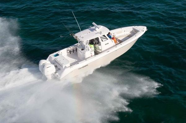 Everglades Boats 325cc