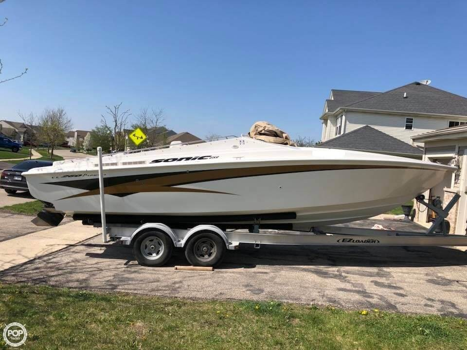 Sonic 260 Prowler 2002 Sonic 260 Prowler for sale in Fox Lake, IL