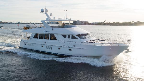 Hargrave 84 Fly Bridge Motor Yacht