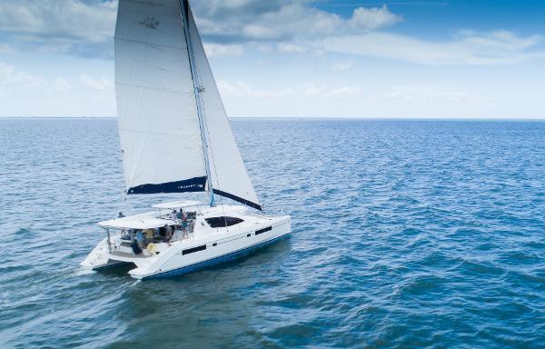 Leopard 48 ***Sister Ship Sailing***
