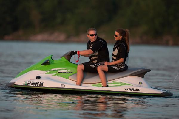 Yamaha Waverunner V1 Manufacturer Provided Image