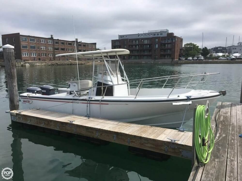 Boston Whaler 24 Outrage 1995 Boston Whaler 24 for sale in Revere, MA
