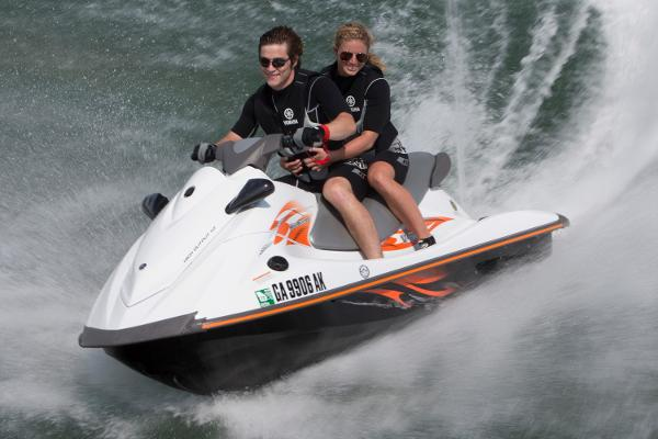 Yamaha Waverunner V1 Sport Manufacturer Provided Image