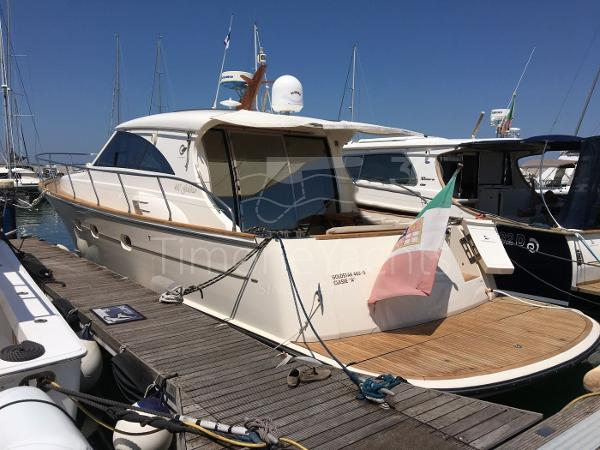 Cantieri Estensi 480 Gold Star 480 S