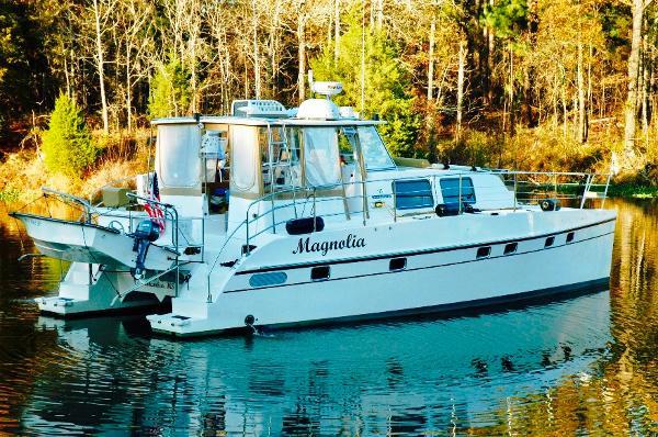 Endeavour 44 Trawler Profile