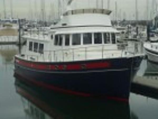 Nordic 54'  Trawler