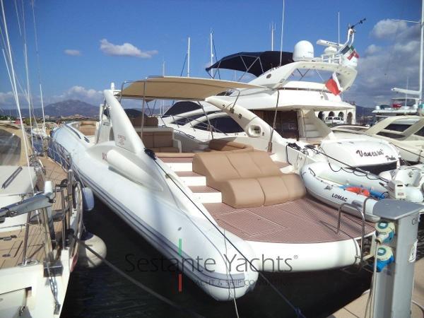 Custom Cantieri Opera Opera 60 Opera 60 - Sestante Yachts  (2)