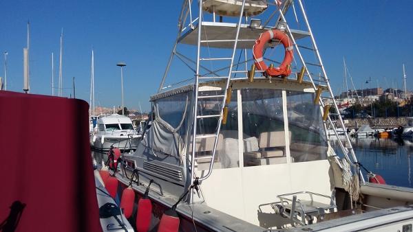 Boston Whaler 31