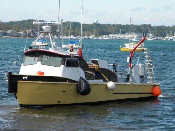 Twin Screw  Aluminum Crew/Dive Boat/w/COI for 14