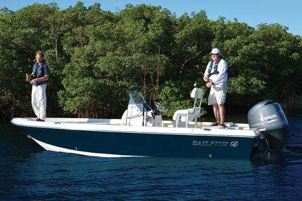 Sailfish 2100 Bay Boat Manufacturer Provided Image