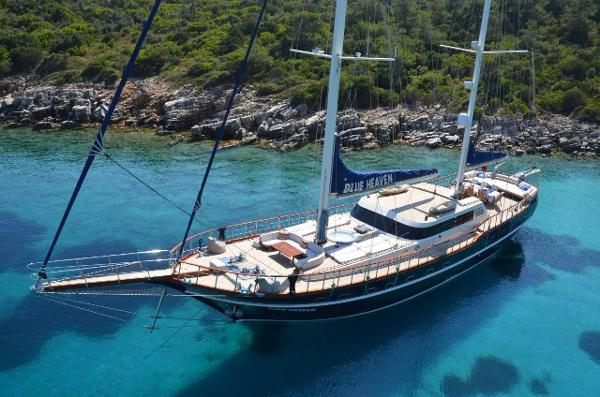 MAVI ROTA Yachting Gulet Ketch