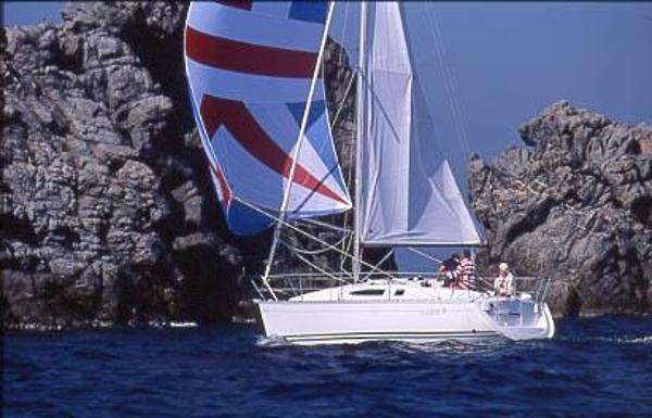Jeanneau SUN ODYSSEY 29.2 Derriveur Jeanneau Sun Odyssey 29.2 (2004) / Mallorca