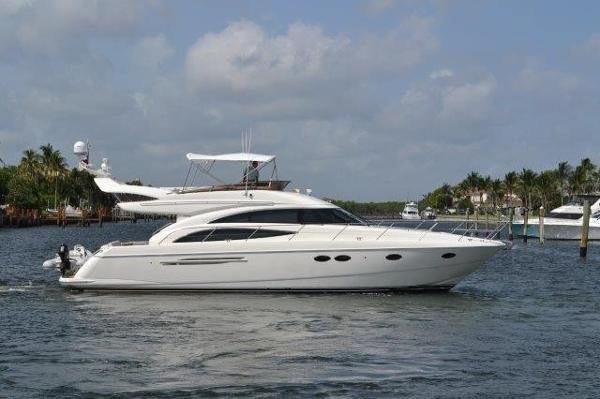 Princess Motor Yacht Insatiable