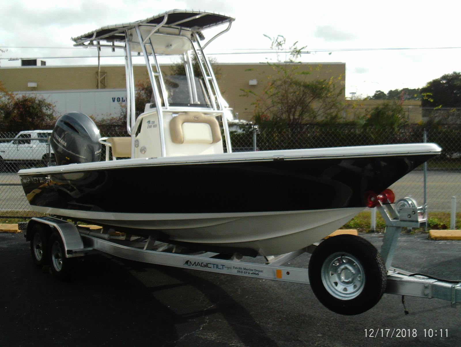 Key West Boats, Inc. 210 BR