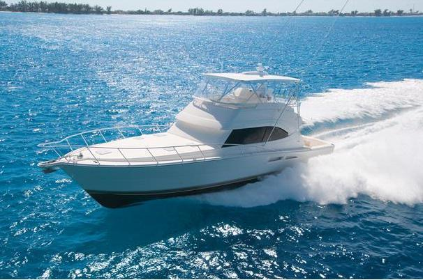 Riviera 58 Open Flybridge Manufacturer Provided Image: 58 Open Flybridge