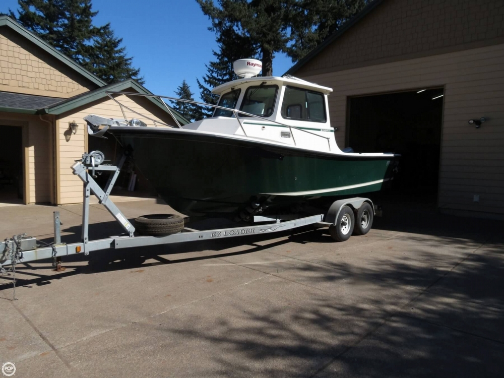 Steiger Craft 23 Chesapeake 2005 Steiger Craft 23 Chesapeake for sale in Oregon City, OR