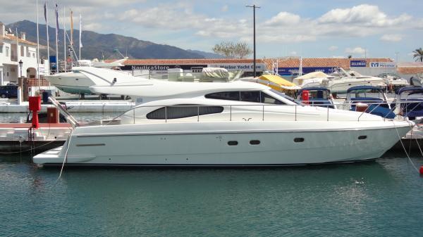 Ferretti Yachts 480 Ferretti 480 / Profile