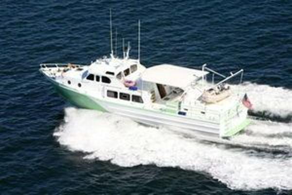 Breaux Bay Craft Custom Yacht finish
