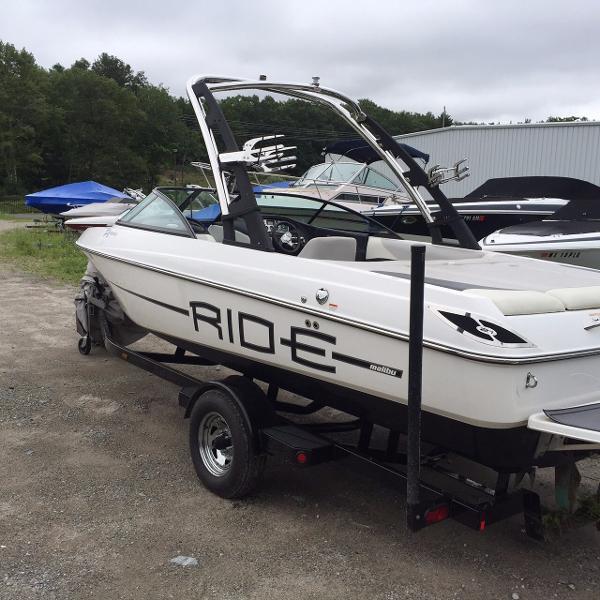 Malibu R series V Ride
