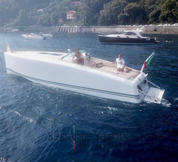 Vismara Cantoni 34 Sestante Yachts - Vismara Cantoni 34 Anno 2013 (8)