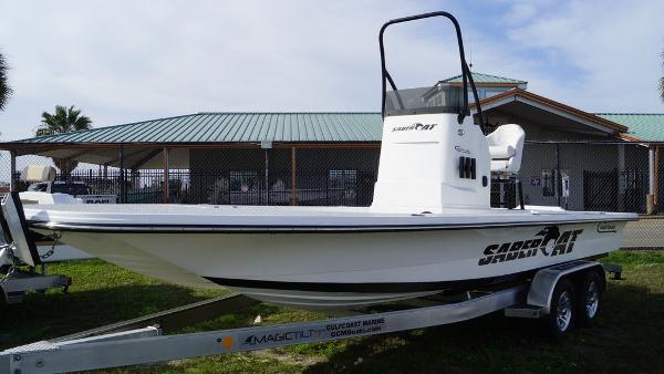 Gulf Coast Bay Saber Cat 25'