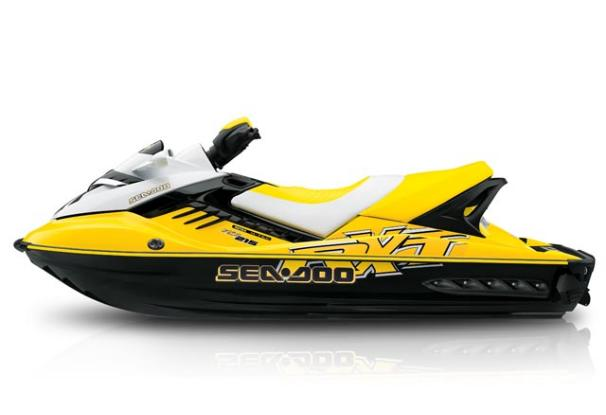 Sea-Doo RXT 215 Manufacturer Provided Image